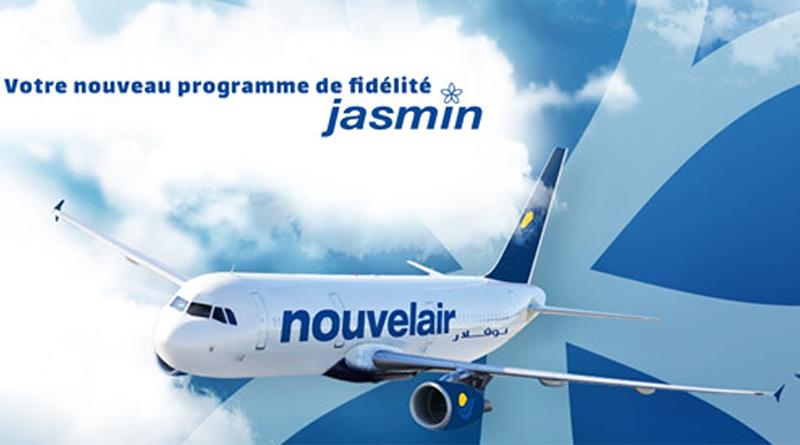 """Flugmeilen sammeln mit dem Treueprogramm """"Jasmin"""" von Nouvelair"""