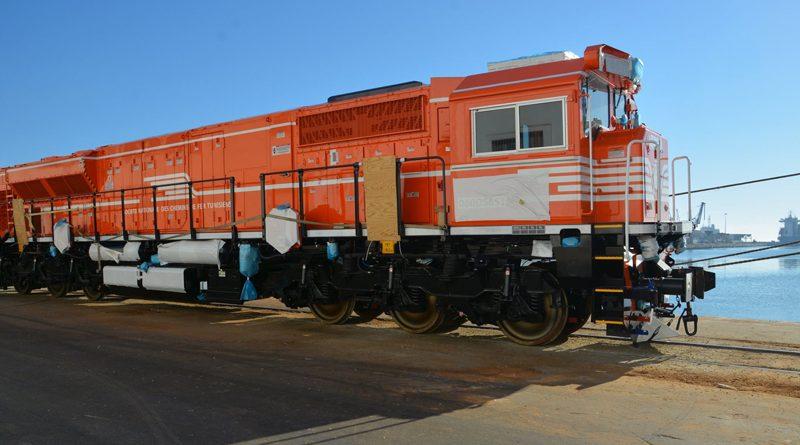 Neue Loks für die SNCFT
