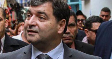 René Trabelsi, Minister für Tourismus und Kunsthandwerk