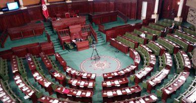 Tunesien: Zusammensetzung des Parlaments ARP (Stand 19.05.2020)