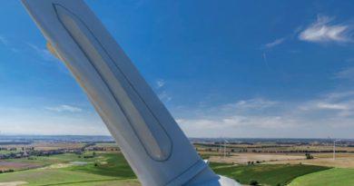 Symbolfoto VSB Windpark