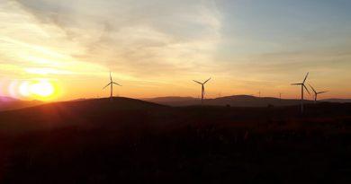Windpark Foto: Abo Wind