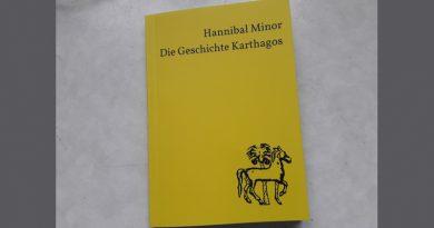Buchtipp: Hannibal Minor - Die Geschichte Karthagos von Olde Hansen