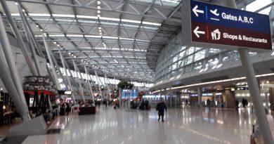 Flughafen Düsseldorf Abflug