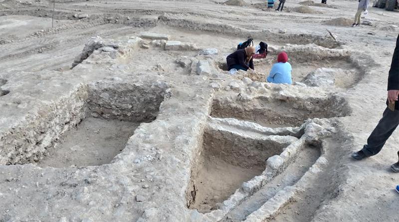 Ausgrabungen Ben Arous