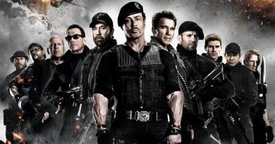 Symbolbild: Filmreihe The Expandables