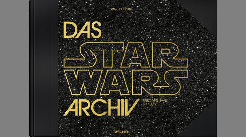 Buchtipp: Paul Duncan: Das Star Wars Archiv