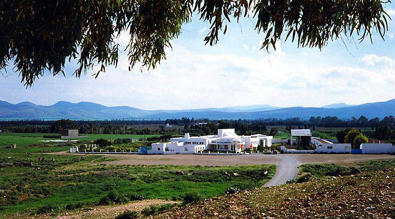 Archäologisches Museum von Chimtou - Bild: Uwe Bigalke - Uwe Bigalke, CC BY-SA 3.0, https://commons.wikimedia.org/w/index.php?curid=5678565