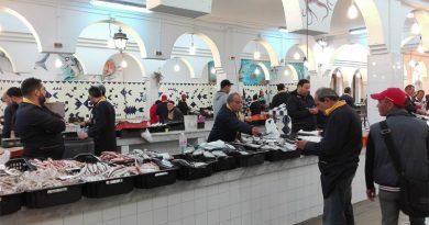 Sousse: Fischmarkt Bab Jedid renoviert und wiedereröffnet (Bilder)