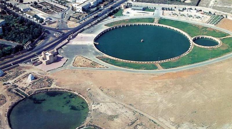 Becken der Aghlabiden - Foto: Kommune Kairouan