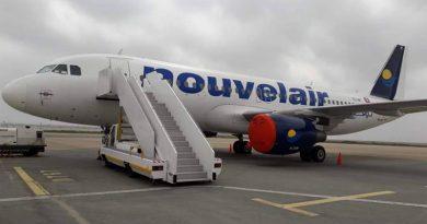 Ticketumbuchung 27 Juni - Nouvelair Airbus A320 TS-INT Außenansicht