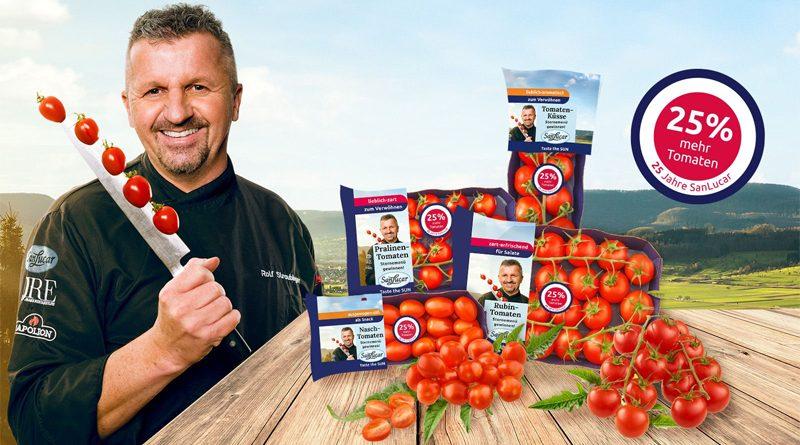 Symbolbild SanLucar Tomaten