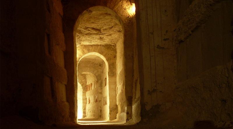 Die Katakomben des Guten Hirten von Sousse