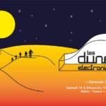 Das Wüstenfestival Les Dunes Electroniques kehrt nach drei Jahren Unterbrechung zurück