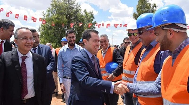 Siliana: Start des Projekts zum Anschluss der nordwestlichen Gouvernorate an das Erdgasnetz