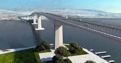 Planung der neuen Brücke über den See von Bizerté ist fertiggestellt