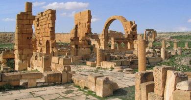 Vergessene Orte: Haïdra (Ammaedara) im Gouvernorat Kasserine