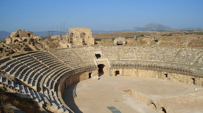 Amphitheater Oudhna
