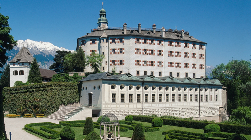 Schloss Ambras in Innsbruck, Österreich - Foto © KHM-Museumsverband