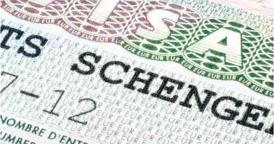 Symbolfoto Visa Schengen