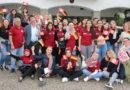 Bei einem Empfang im Rathaus der Hansestadt Attendorn begrüßte der Stellvertretende Bürgermeister Horst Peter Jagusch die Teilnehmenden eines deutsch-tunesischen Jugendaustausches, der in der Akademie Biggesee in Neu-Listernohl stattfand. © Hansestadt Attendorn