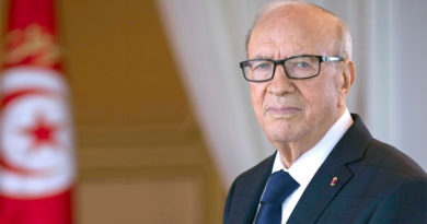 Präsident Béji Caïd Essebsi