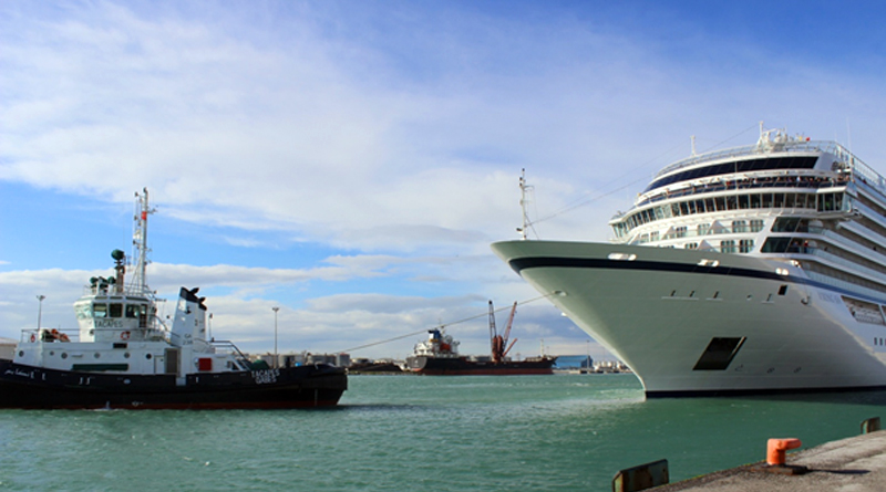 Illustrationsfoto Kreuzfahrtschiff in La Goulette