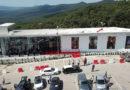 Duty Free Markt am tunesisch-algerischen Grenzübergang Melloula (Tabarka)