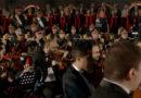 Symphonieorchester Tunesien in El Jem 2019: Die tunesische Nationalhymne