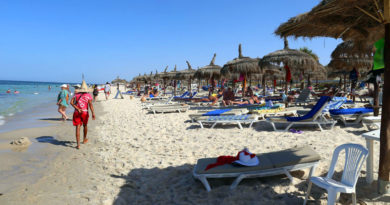 Symbolfoto Strandtourismus