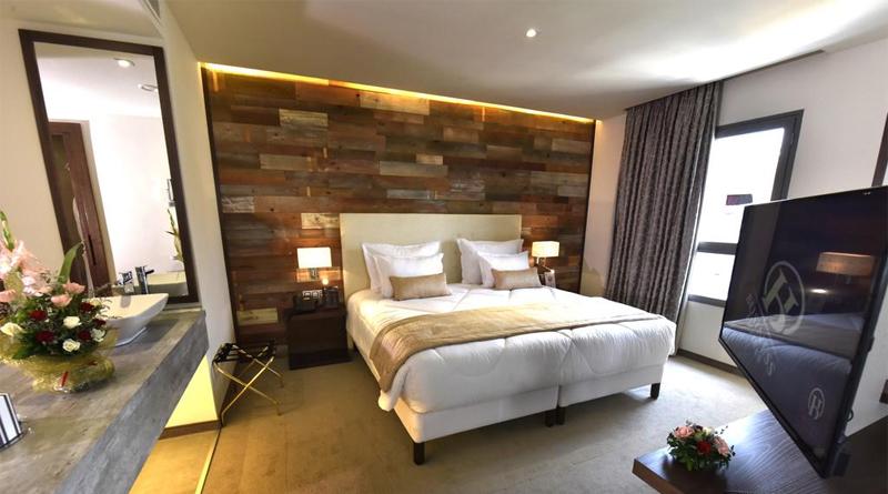 Business Hotel Sfax - Zimmerbeispiel