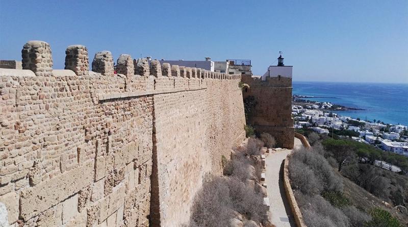 Das Fort Kelibia ist eine Zitadelle aus dem 16. Jahrhundert