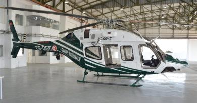 Hubschrauber Bell 429 der Nationalgarde Tunesien
