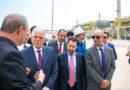 Einweihung Flüssiggasspeicherzentrum in Ghannouch, Gabes
