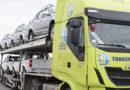 Export von in Tunesien hergestellten Peugeot Pickups
