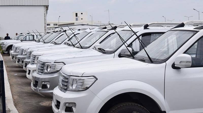 Peugeot Pickup Produktion in Tunesien