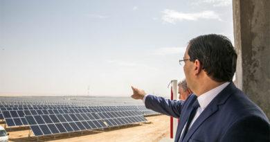 """Erster Solarpark """"Tozeur 1"""" in Betrieb genommen - Bau von """"Tozeur 2"""" gestartet"""