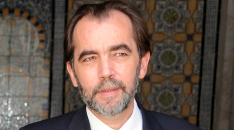 Saïd Aïdi - Präsidentschaftskandidat