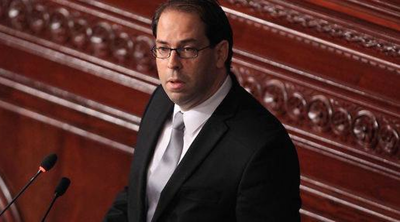 Biographie von Youssef Chahed - Präsidentschaftskandidat