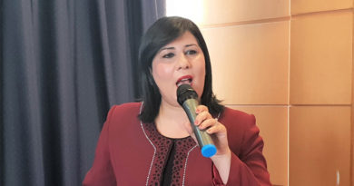 Abir Moussi - Präsidentschaftskandidatin