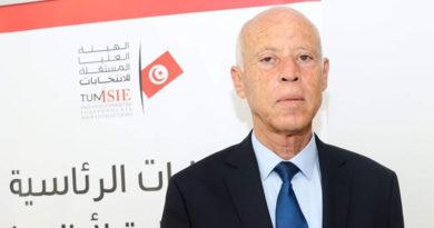 Biographie von Kaïs Saïed - Präsidentschaftskandidat