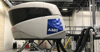 Airbus Simulator (Symbolfoto)