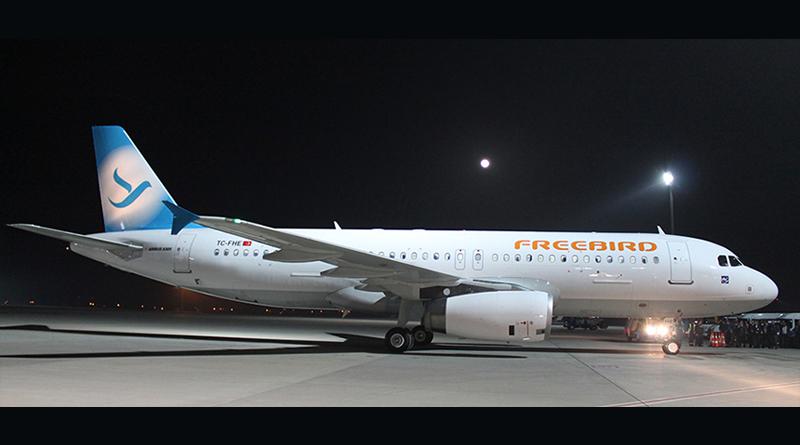 Titelbild: Freebird Airlines Europe