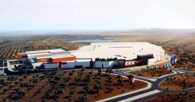 Sousse Mall - Luftaufnahme