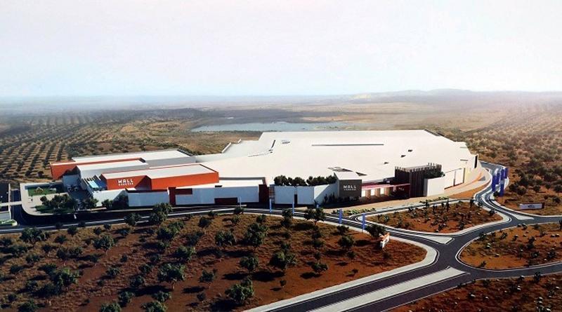 Wiedereröffnung Sousse Mall - Luftaufnahme