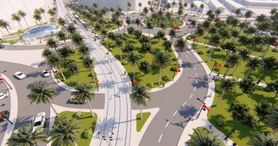 Das Projekt Metro Sfax (TCSP) - Zwei Straßenbahnlinien und drei Schnellbuslinien bis 2030