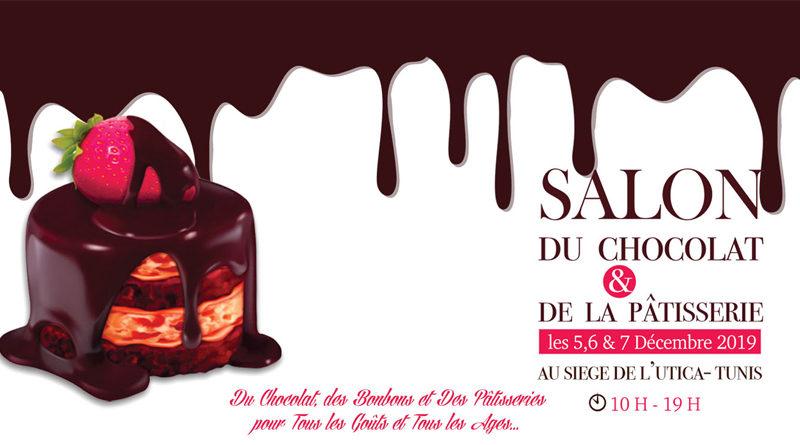 Salon du Chocolat & de la Pâtisserie 2019