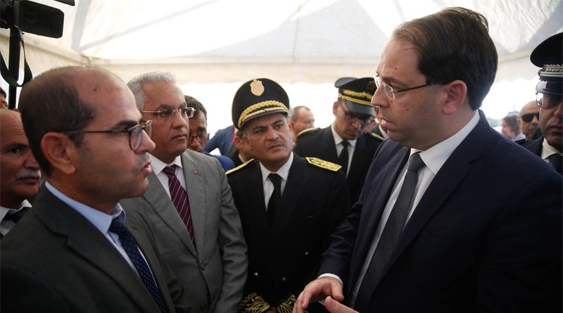 Eröffnung A12 Sousse - Kairouan