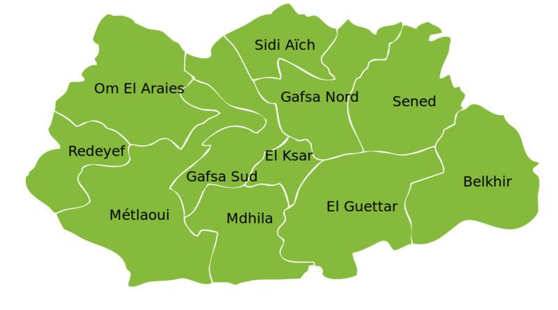 Gouvernorat Gafsa