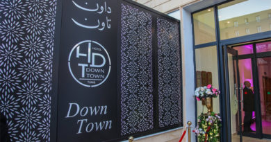 """Hotel """"Down Town"""" in Tunis"""